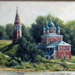 Тутаев, 24х33, двп, масло, 2010
