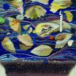 Ракушки 46х60 шерсть хлопок акрил 1995г Рыбинск