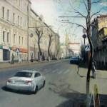 ул Крестовая 28х40 ДВП масло 2007