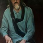 Портрет В Воронцова 85х131 холст масло