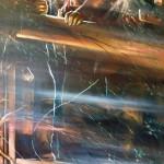 Эшелон 105х190 холст масло 2005г