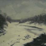 Рыбинск р. Черемуха 25х35 к./м., февраль 2014г.
